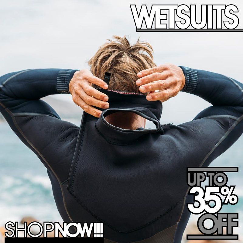 Wetsuits, Surfers Suits, Summer