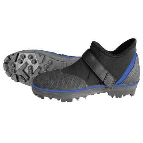 Mirage Rock Gripper Boot - Black/Blue (Size 06)