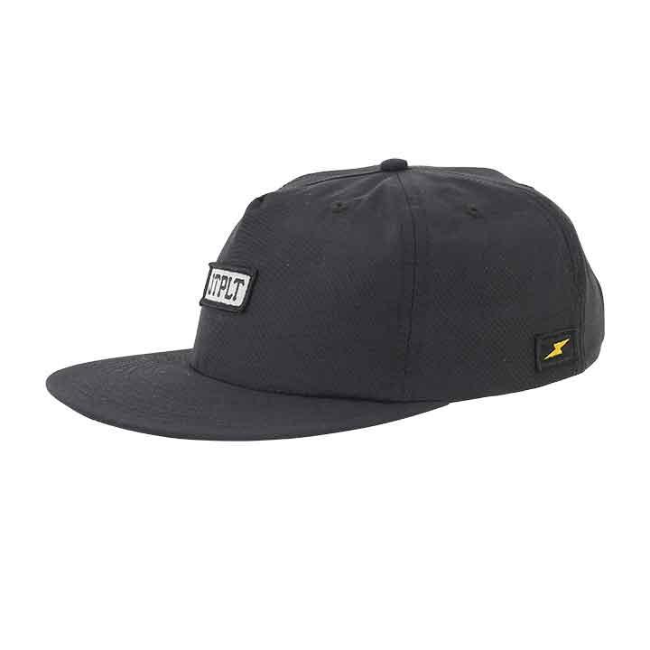 JetPilot Watermate Quick Dry Mens Cap - Black