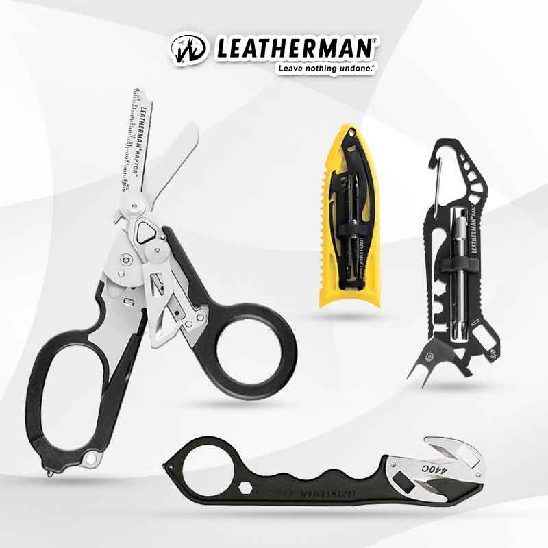 Multi-tools, Knives, leatherman
