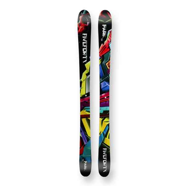 Five Forty Snow Skis Park Camber Sidewall 135cm