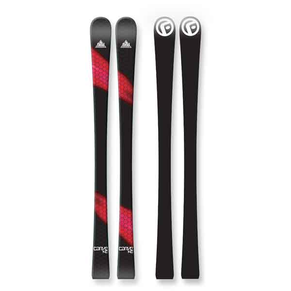 FIND Carve Capped Skis 148cm