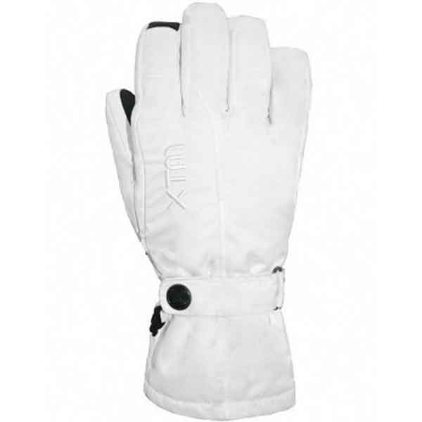 XTM Adult Female Gloves Sapporo Glove White - L
