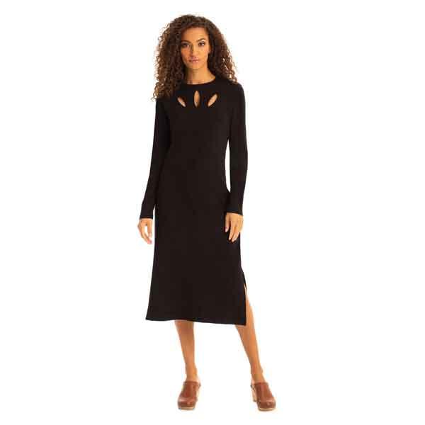 Synergy Caitlin Dress - Black - XS