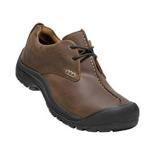 Keen Boston III Men's Shoe - Cascade Brown