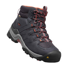 Keen Gypsum II Mid WP Men's Boot - India Ink Burnt Ochre