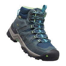 Keen Gypsum II Mid WP Wmns Boot - Midnight Navy Opaline