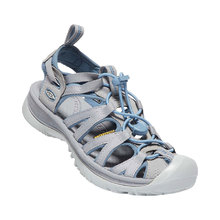 Keen Whisper Wmns Sandal - Blue Shadow Alloy
