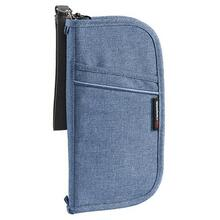 Caribee Travel Document Wallet - Navy Distress
