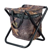 Caribee Camp stool with cooler