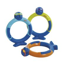 Zoggs Zoggy Dive Rings - Multi - One Size
