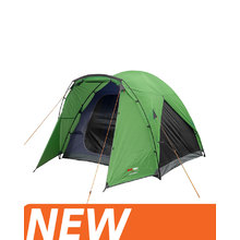BlackWolf Classic Dome 4+ Tent - Green