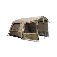 BlackWolf Turbo Deluxe Tent Side Panel - Khaki