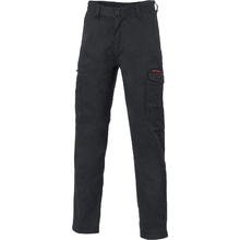 DNC Digga Cool -Breeze Cargo Pants - Black