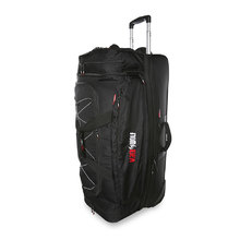 BlackWolf Bladerunner Wheeled Duffle Bag 110+30 - Black