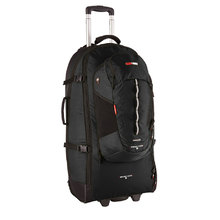 BlackWolf Grand Tour 85 Rolling Travel Pack - Black