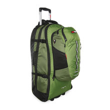 BlackWolf Grand Tour 85 Rolling Travel Pack - Forest