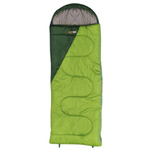 BlackWolf Solstice Jumbo 200 Sleeping Bag - Green/Forest