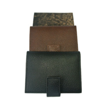 Jacaru Card Holder - Black