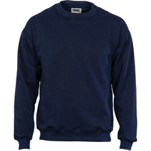 DNC Crew Neck Fleecy Sweatshirt (Sloppy Joe) - Navy