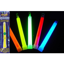 Land & Sea Glo Lightsticks 6 12 Hr Red