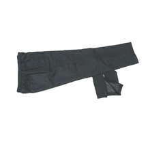 DNC Adults Ribstop Athens Track Pants - Navy
