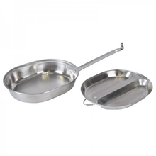 Elemental GS Style Stainless Steel Mess Kit