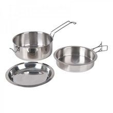 Elemental Stainless Steel Scout's Cooking Set