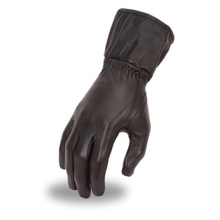 First Manufacturing Ladies Gauntlet Glove Black