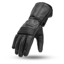 First Manufacturing Mens Waterproof Gauntlet Glove Black