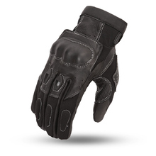 First Manufacturing Air Flow Nuckle Protection Glove Black