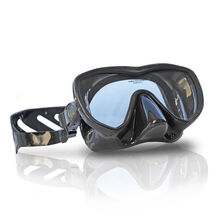 Land & Sea Black Marlin Frameless Mask