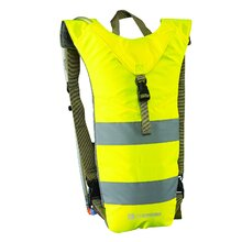 Caribee Nuke 3L Hi Vis hydration backpack - Hi Vis Yellow