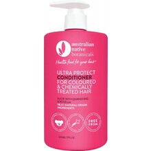 Australian Native Botanicals Conditioner - Ultra Protect Coloured & Chemically Treated Hair 500ml