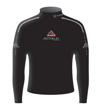Adrenalin Mens 1mm Super Stretch Long Sleeve Thermo Rash Top
