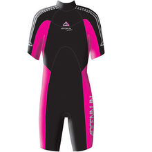 Adrenalin Junior Aquasport Spring Wetsuit Pink