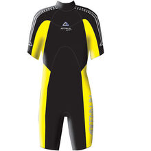 Adrenalin Junior Aquasport Spring Wetsuit Yellow