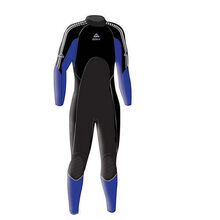 Adrenalin Enduro Steamer Junior Wetsuit Blue
