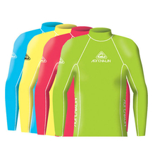 Adrenalin Adult Rash Vest Lycra Long Sleeve High Visibility