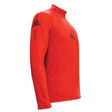 Adrenalin Mens 2P Thermo Rash Top Long Sleeve Red