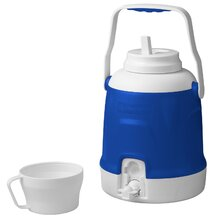 Caribee 5L Cooler Jug - Blue