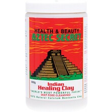 Aztec Secret 100% Natural Calcium Bentonite Clay Facial Clay 908g