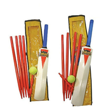 Land & Sea Cricket Set Wooden