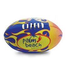 Palm Beach Beach Rugby Ball Neoprene