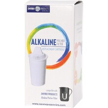 Enviro Products Alkaline Pitcher Filter Replacement Cartridge 1