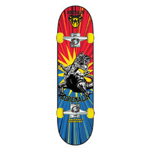 Adrenalin Skateboards Halfpipe Predator Design 31x8""