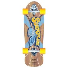 Surfoplane Surf Rider Self Propelled Skateboard 32""