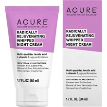 Acure Radically Rejuvenating Whipped Night Cream 50ml