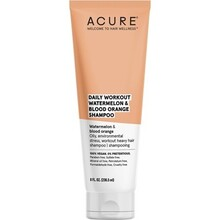 Acure Daily Workout Watermelon & Blood Orange Shampoo - 236ml