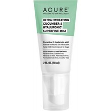 Acure Ultra Hydrating Cucumber & Hyaluronic Superfine Mist - 59ml
